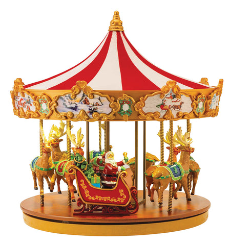Very Merry Carousel - Willow Manor Shop