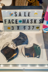 3 Pack Face Masks