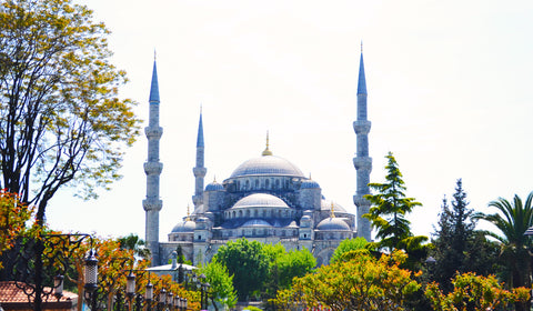 The Blue Mosque -Turquía