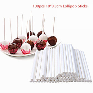 8/12 Holes Round Ball Lollipop Mold Cake