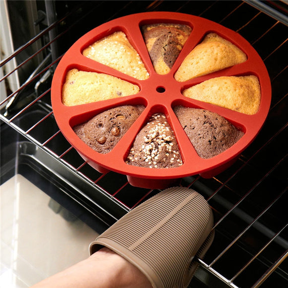 Bakeware Molds Cake Pan Silicone Cake Mold
