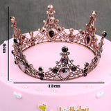 High Quality Princess Crown Cake Topper