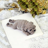 1pcs Cute Dog Silicone Mold Mousse Cake 3D