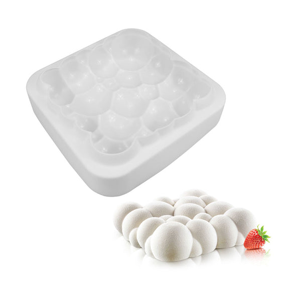 Cloud Silicone Cake Mold -  cake lover