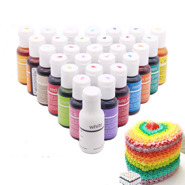 Cake Color , Food colors Baking & Pastry Tools -  cake lover