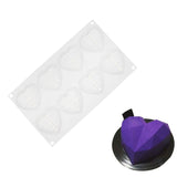Silicone mold For Sponge Cakes Dessert Baking -  cake lover