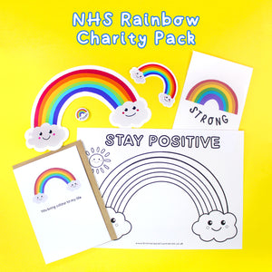 NHS Rainbow Charity Pack