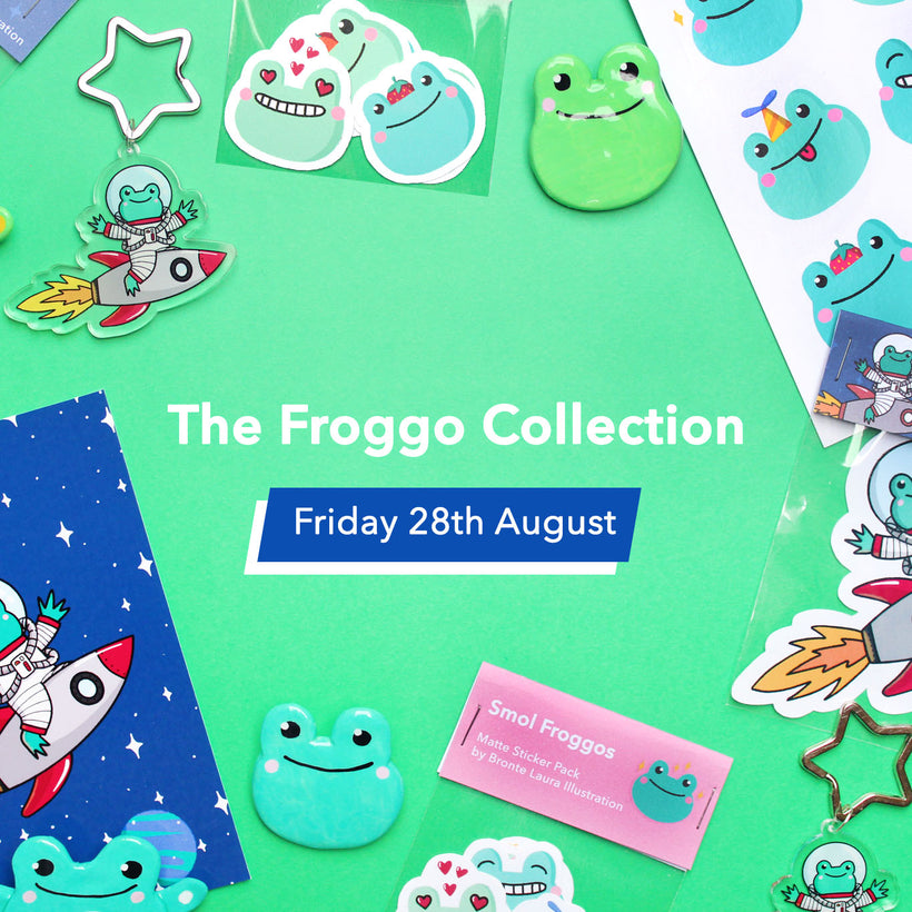 The Froggo Collection