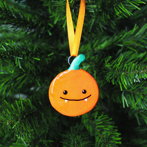 Pumpkin Bauble