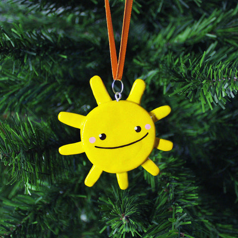 Sunshine Bauble