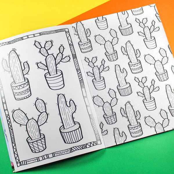 The Quirky Colouring Book Bundle