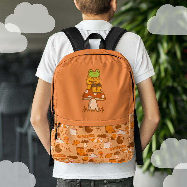Toadstool Backpack