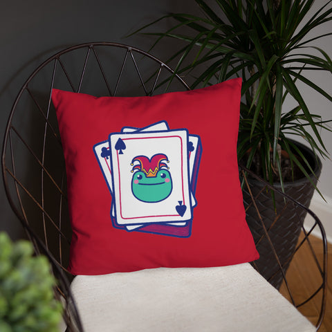 Playing Cards Cushion