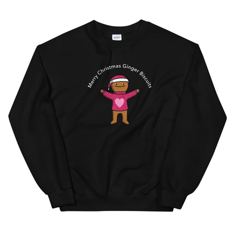 Unisex Ginger Biscuits Sweatshirt