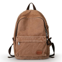 Retro Canvas Backpack - Dare Factory