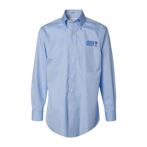 Men's Non-Iron Pinpoint Oxford Shirt