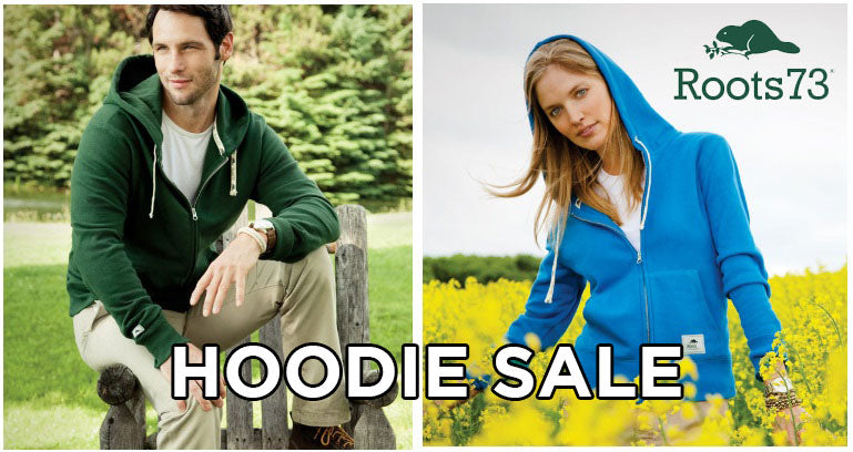 Sale on Roots Hoodies