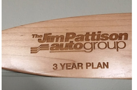 Custom Laser Engraved Wood Products