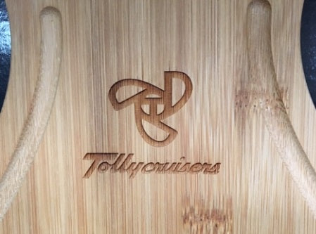 Laser Engraved Wood