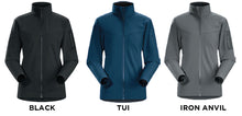 Arcteryx Epsilon LT Womens Softshell Jacket - Corporate