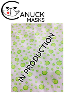 Face Masks - Sour Apples - Kids