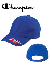 Champion Washed Cotton Dad Hat