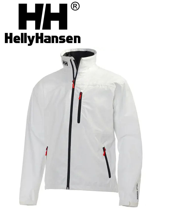 Helly Hansen Crew Midlayer Mens Jacket