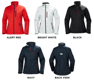Helly Hansen Crew Midlayer Womens Jacket