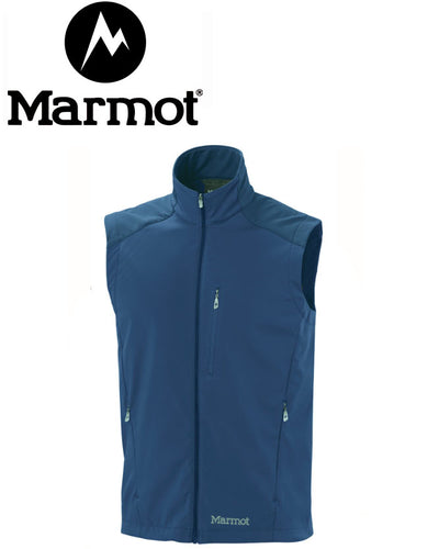 Marmot Mens Approach Softshell Vest