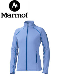 Marmot Womens Stretch Fleece Jacket
