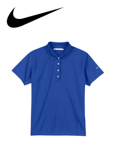 Nike Tech Dri Fit Solid Womens Polo