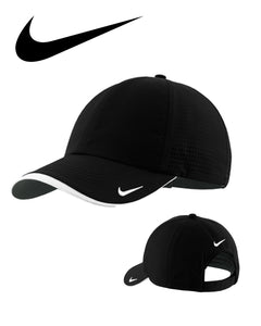 Nike Drifit Swoosh Perforated Cap