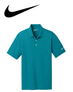 Nike Dri Fit Vertical Mesh Mens Polo