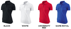 Nike Victory Womens Solid Polo