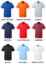 Puma Golf Fusion Mens Polo