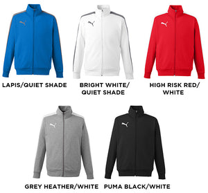Puma P48 Fleece Track Jacket