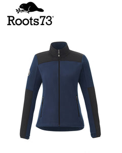 Roots Briggspoint Womens Hybrid Fleece Jacket