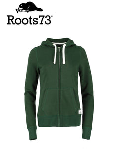 Roots Paddlecreek Womens Full Zip Hoodie