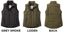 Roots Traillake Womens Insulated Vest