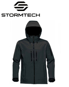Stormtech HR-1 Mens Epsilon 2 Hooded Softshell