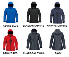 Stormtech HR-1W Womens Epsilon 2 Hooded Softshell