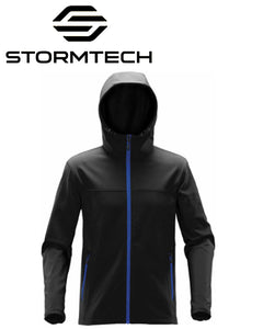 Stormtech KSH-1 Mens Orbiter Hooded Softshell