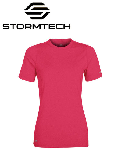Stormtech SNT-1W Womens Lotus Short Sleeve Tee