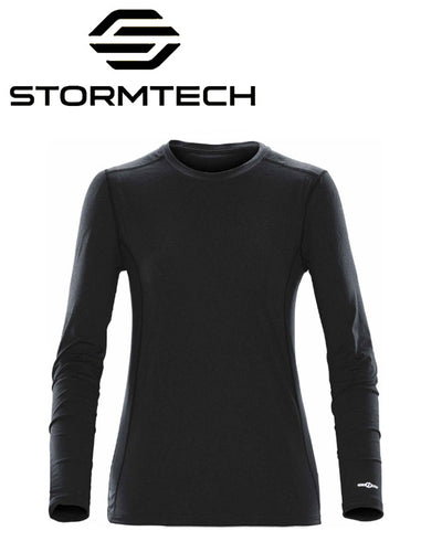 Stormtech SNT-2W Womens Lotus Long Sleeve Tee