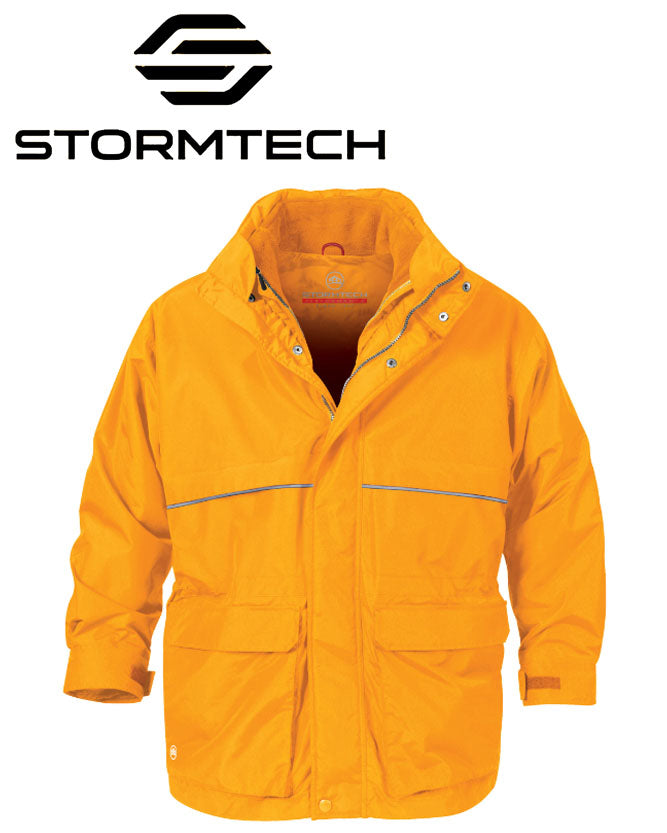 Stormtech TPX-2 Mens Explorer 3-in-1 Jacket