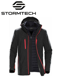 Stormtech XB-4 Mens Matrix System Shell