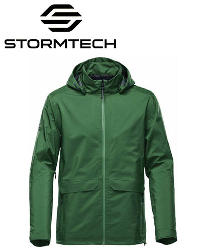 Stormtech XNJ-1 Mens Mission Techincal Shell