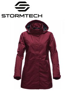 Stormtech XNJ-1W Womens Mission Technical Shell