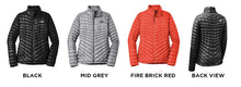 The North Face Thermoball Womens Jacket