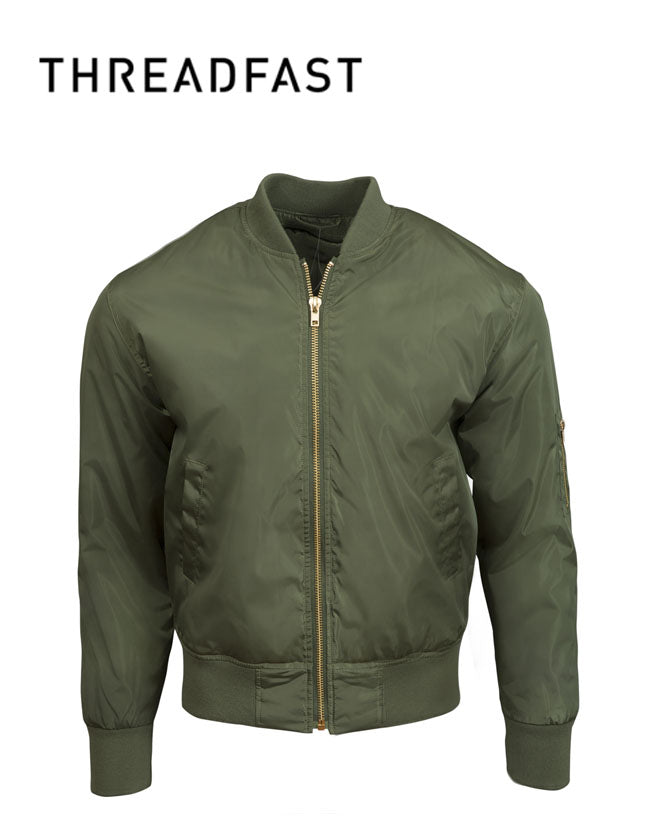 Threadfast Fashion Bomber Jacket